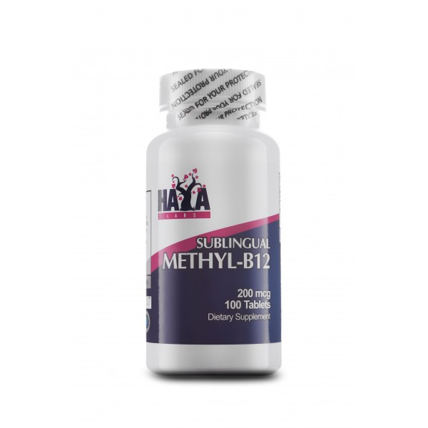 HAYA LABS Methyl-B12 200mcg
