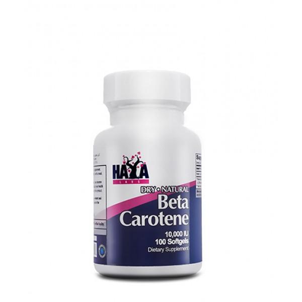 HAYA LABS Natural Beta Carotene 25,000 IU