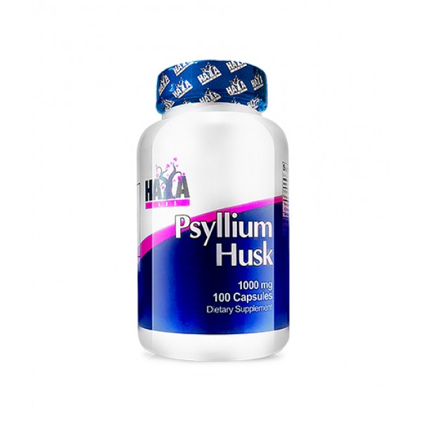 HAYA LABS Psyllium Husks 500mg