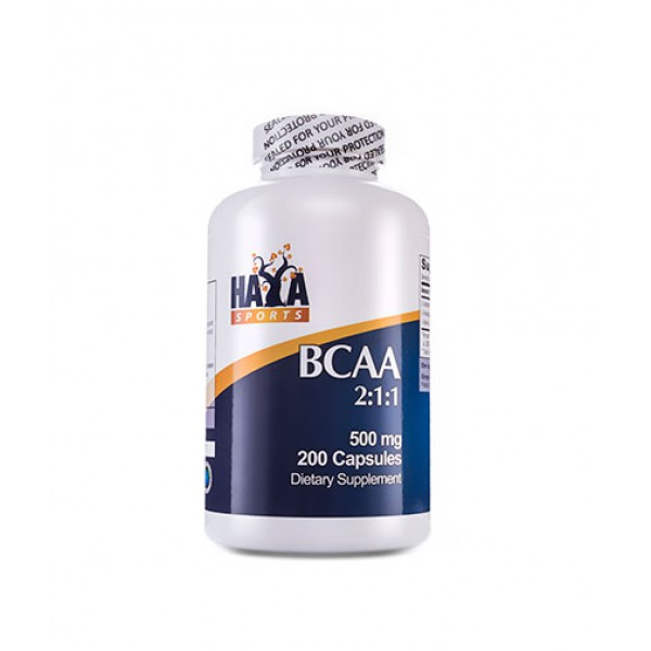HAYA LABS Sports BCAA 2:1:1 500mg