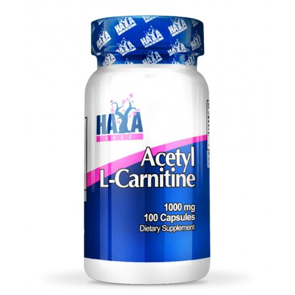 HAYA LABS Acetyl L-Carnitine 1000mg
