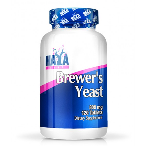 HAYA LABS Brewer's Yeast 800mg