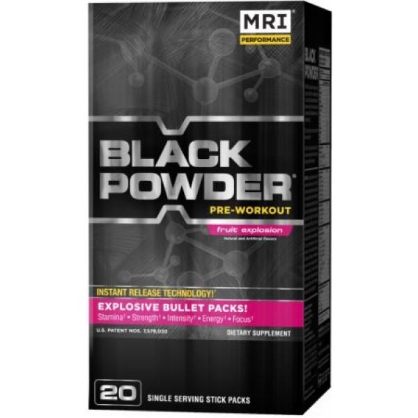 MRI Black Powder - Stick Pack
