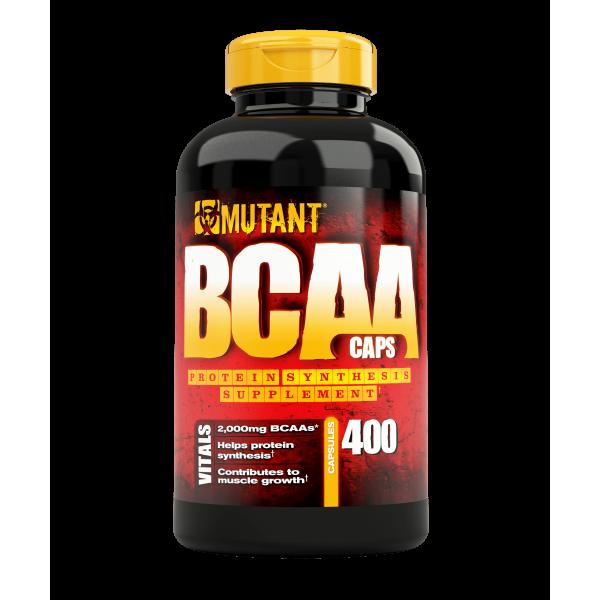 Mutant BCAA - 400 Caps