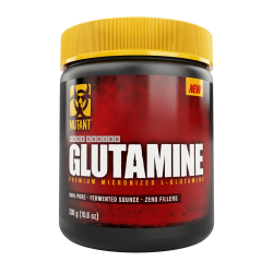 MUTANT Glutamine - 0,300 kg / 10.6oz