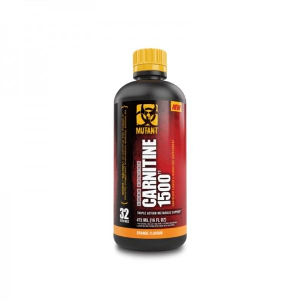 MUTANT Liquid Carnitine - 1500 mg / 473 ml