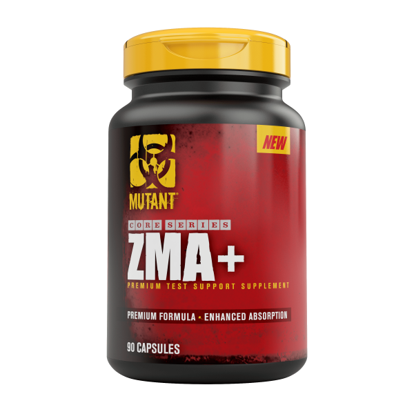 Mutant ZMA+ / 90caps.