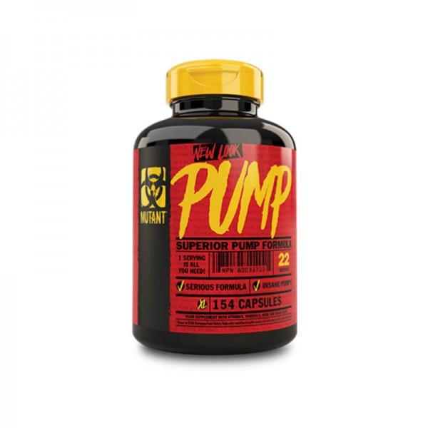 Mutant PUMP - 154 Caps.