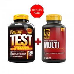 Mutant Test + Mutant Multi