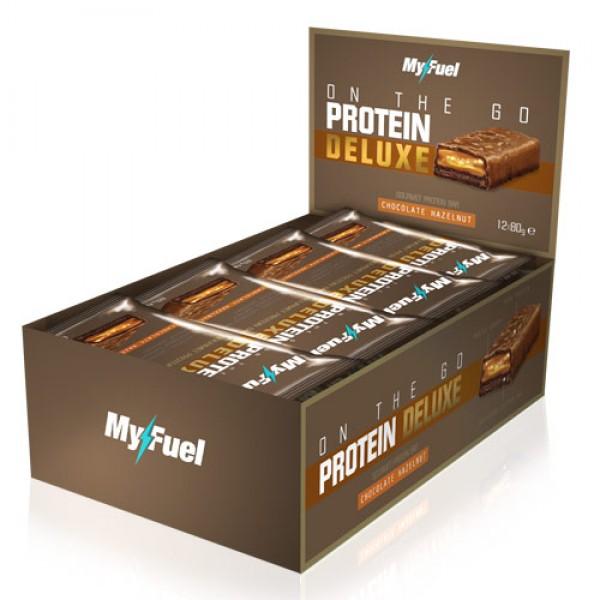 MY FUEL Protein Deluxe Bar