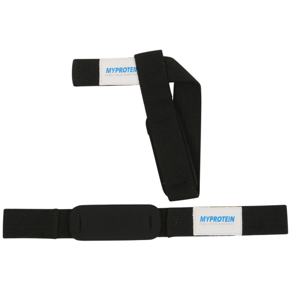 MYPROTEIN Lifting Straps Padded