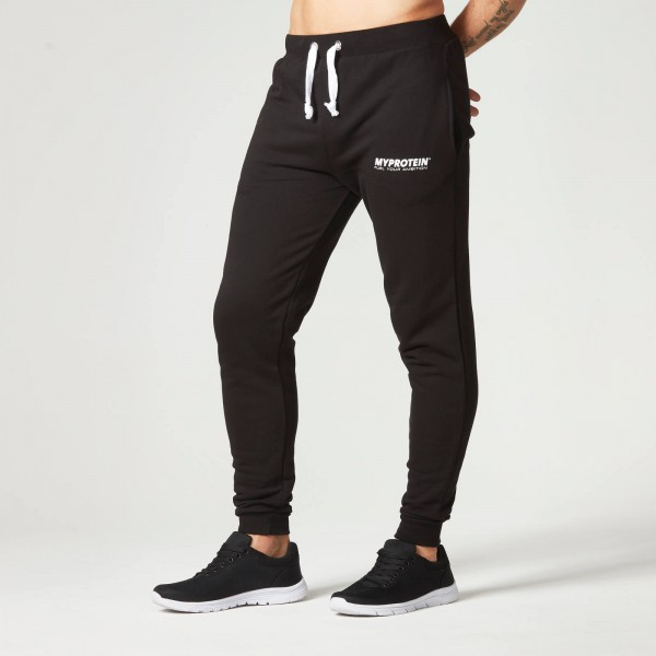 MYPROTEIN Men's Slim Fit Sweatpants - Black