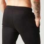 MYPROTEIN Men's Slim Fit Sweatpants - Black