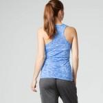 MYPROTEIN Women's Burnout Vest - Blue