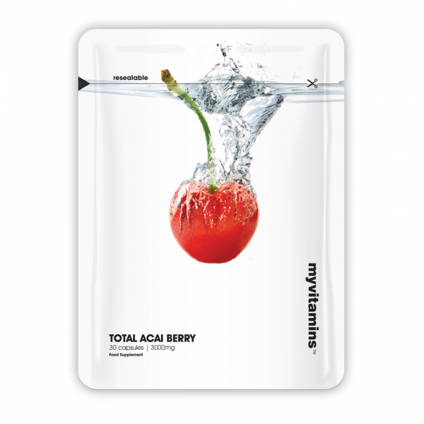 MY VITAMINS Total Acai Berry 20:1 Extract