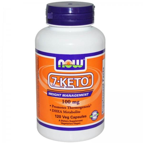 NOW FOODS 7-KETO 25 mg