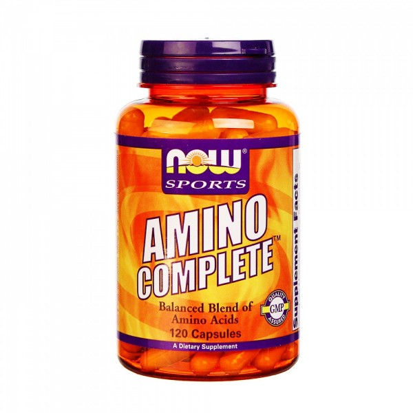 NOW FOODS Amino Complete 850 mg