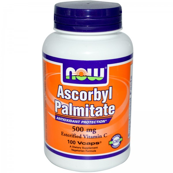 NOW FOODS Ascorbyl Palmitate 500 mg
