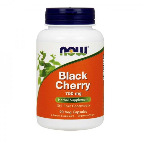 NOW FOODS Black Cherry Extract 750 mg