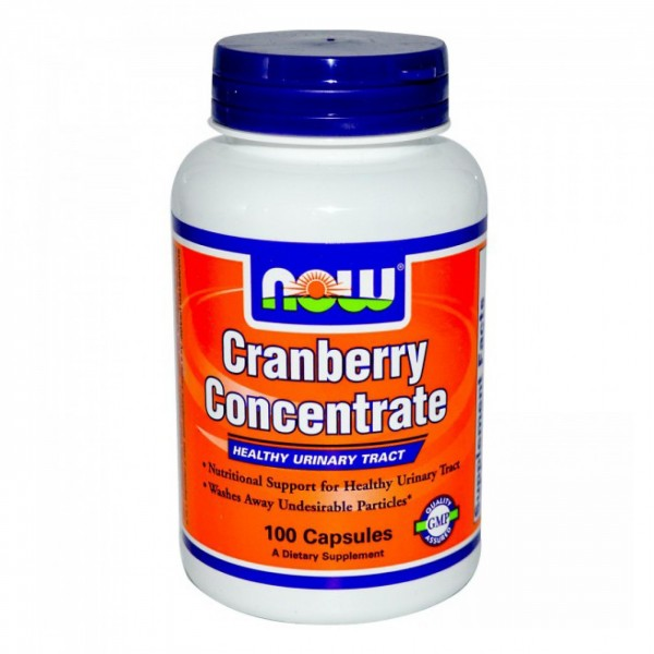 NOW FOODS Cranberry Concentrate 700 mg