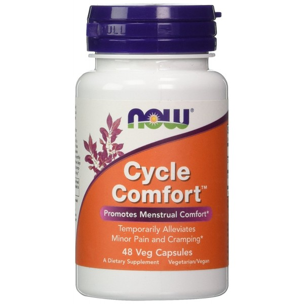 NOW FOODS Cycle Comfort
