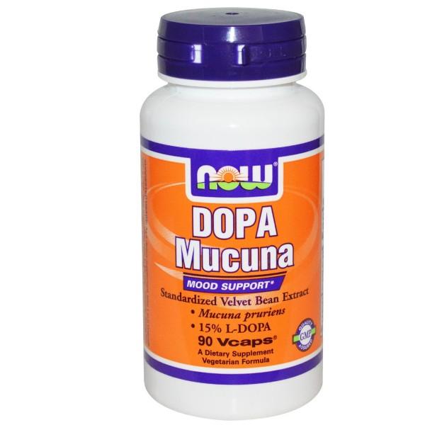 NOW FOODS DOPA Mucuna