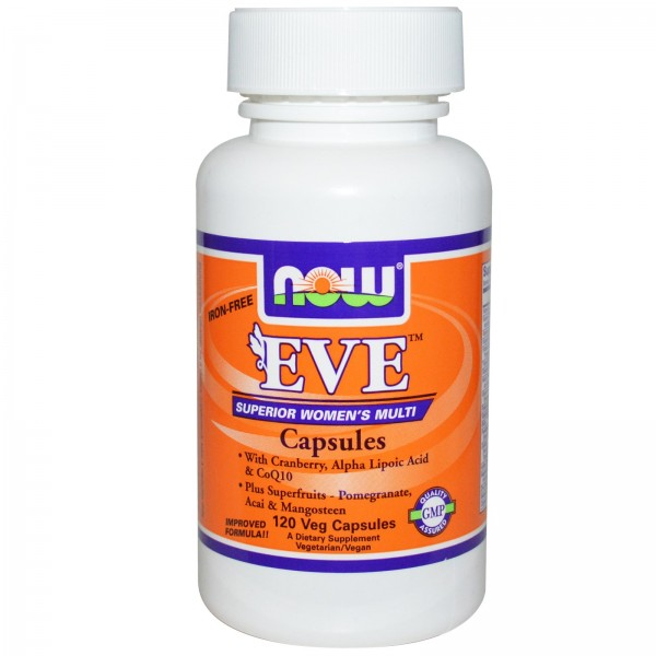NOW FOODS EVE Woman`s Multi