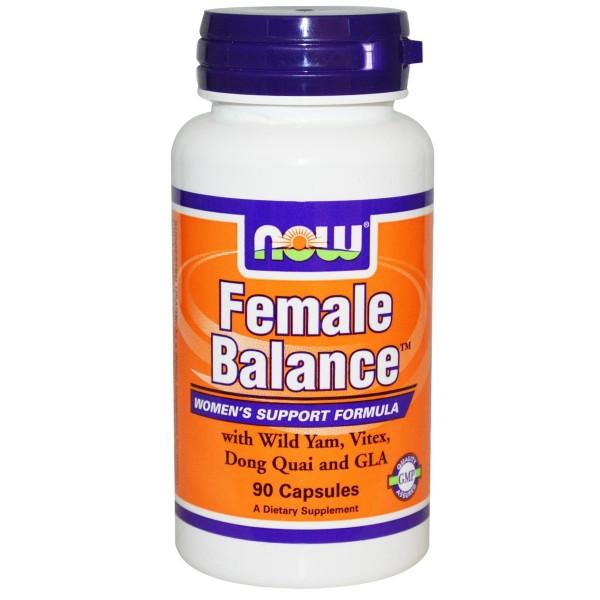 NOW FOODS Female Balance