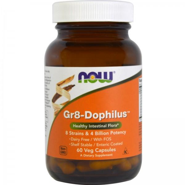 NOW FOODS GR 8 Dophilus