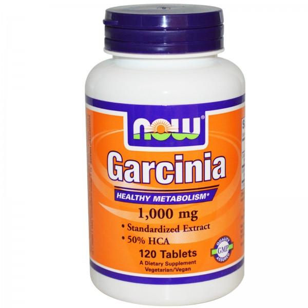 NOW FOODS Garcinia 1000 mg