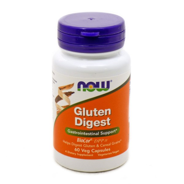 NOW FOODS Gluten Digest Enzymes