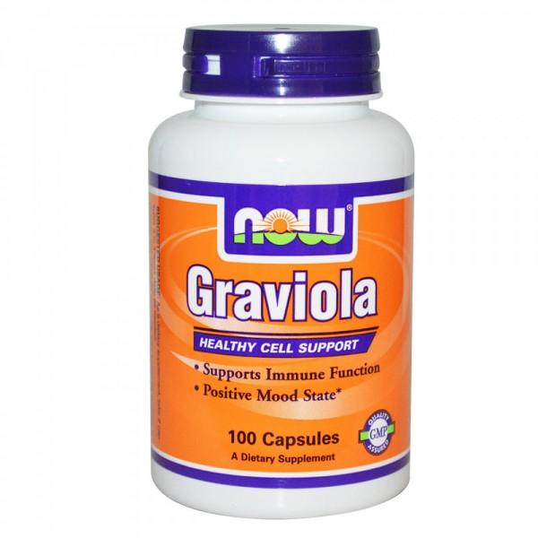NOW FOODS Graviola 500 mg