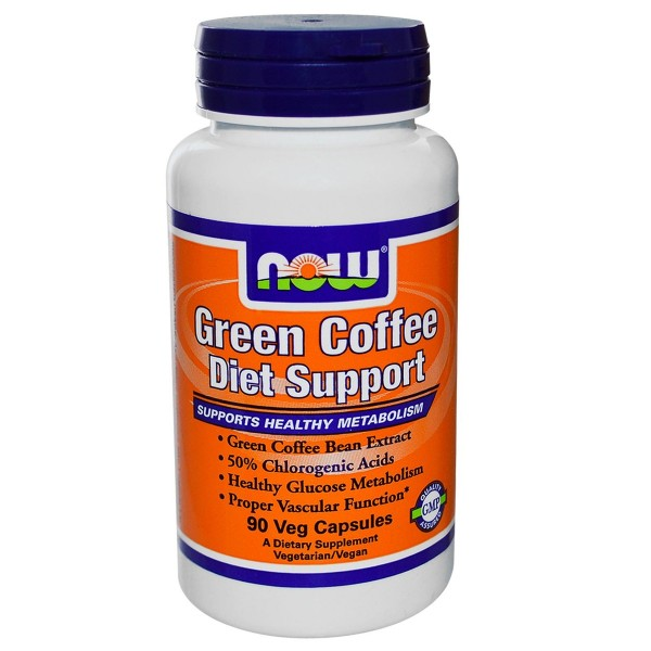 NOW FOODS Green Coffee Diet Support