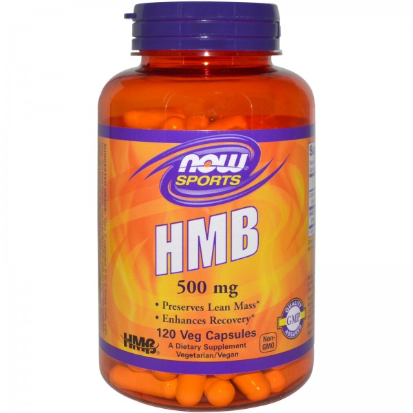 NOW FOODS HMB 500 mg
