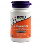NOW FOODS L-Carnitine 500 mg