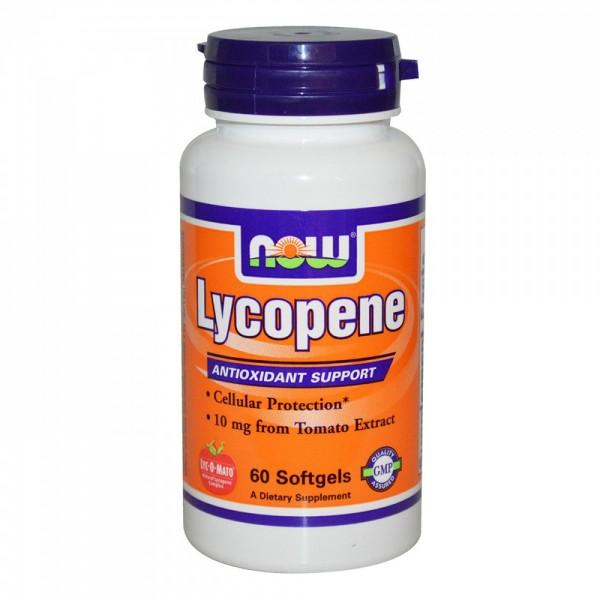 NOW FOODS Lycopene 10 mg