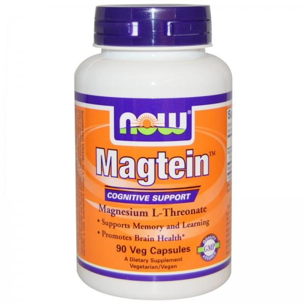 NOW FOODS Magtein
