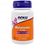 NOW FOODS Melatonin 3 mg
