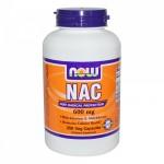 NOW FOODS N-Acetyl Cysteine 600 mg