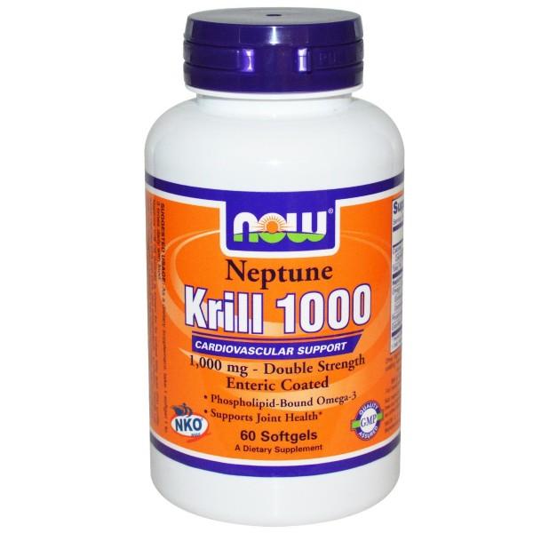 NOW FOODS Neptune Krill Oil 500 mg