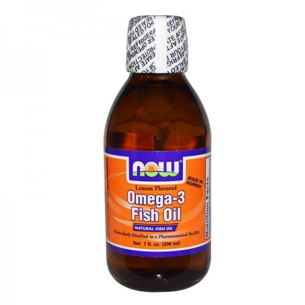 NOW FOODS Omega 3 Liquid