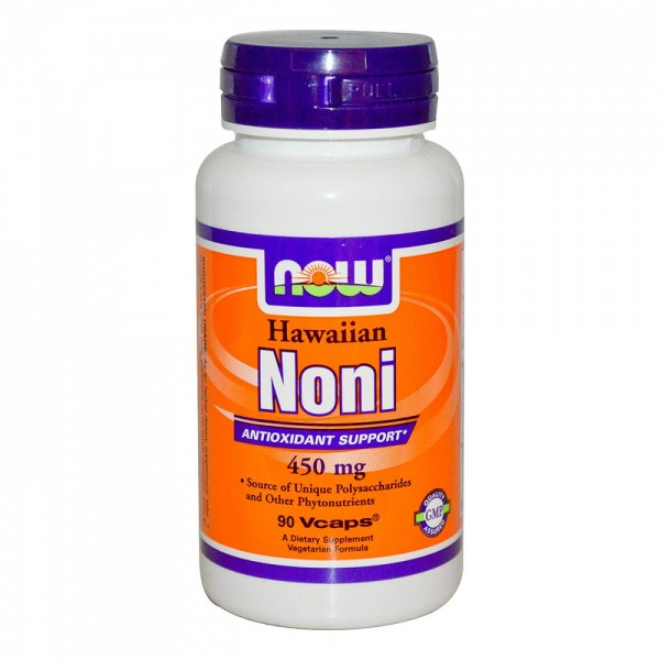 NOW FOODS Noni 450 mg