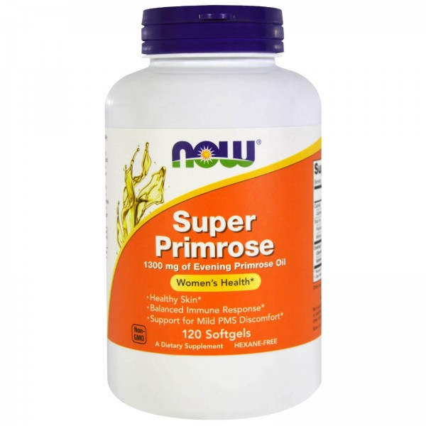 NOW FOODS Evening Primrose Oil 500 mg