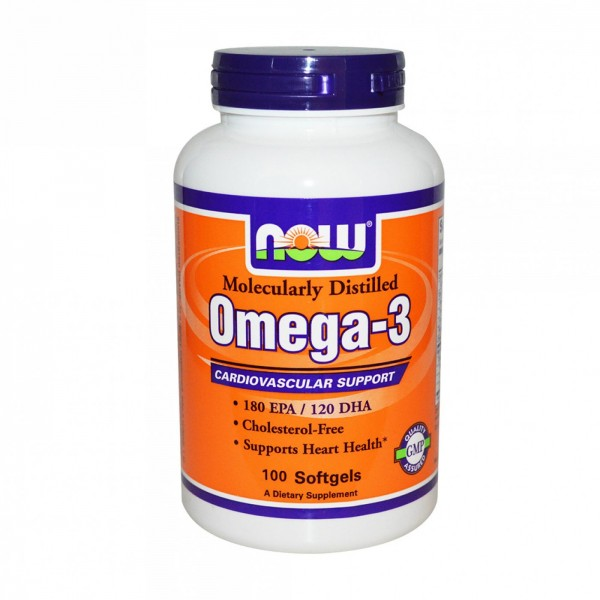 NOW FOODS Omega 3 1000 mg