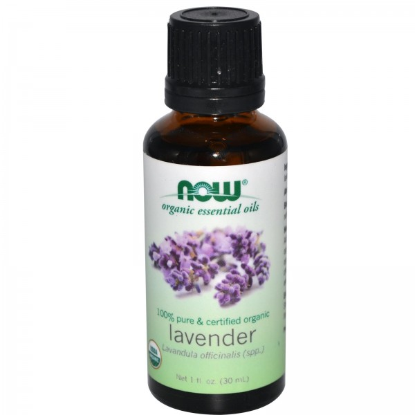 NOW FOODS Organic Lavender Oil