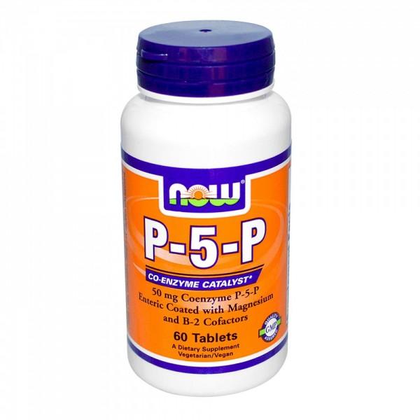 NOW FOODS P-5-P Vegetarian 50 mg