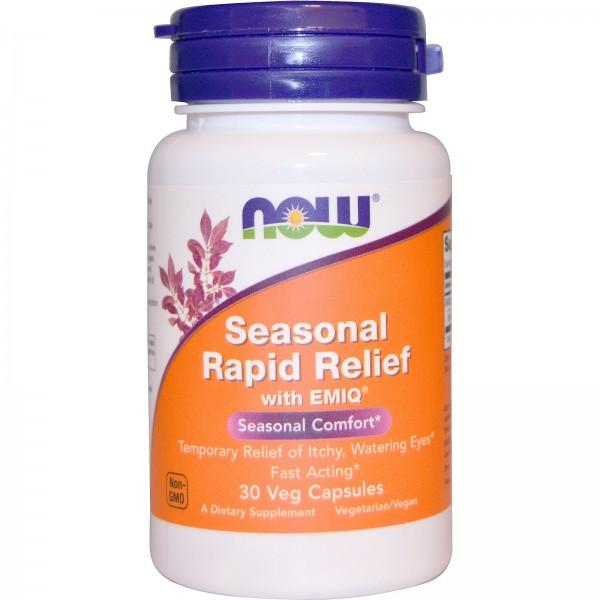 NOW FOODS Seasonal Rapid Relief