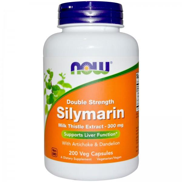 NOW FOODS Silymarin 150 mg