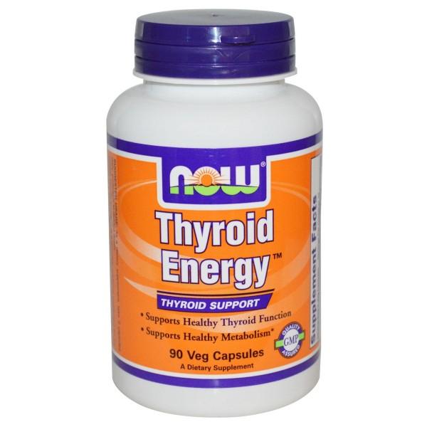 NOW FOODS Thyroid Energy