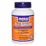 NOW FOODS Tri-Amino Arginine/Ornitine/Lysine